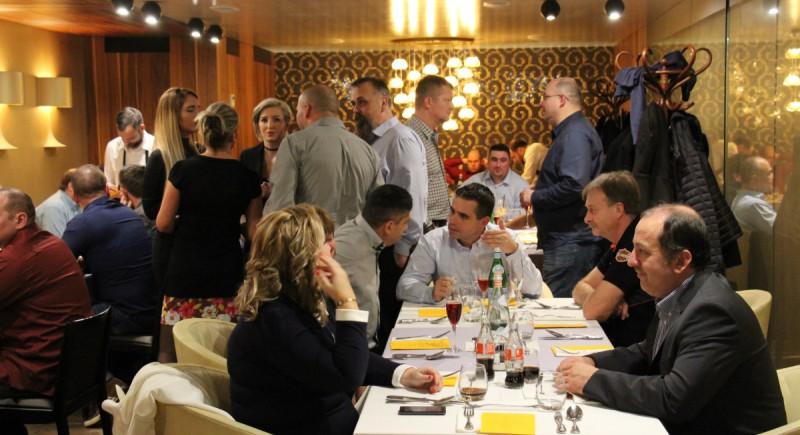 2017 LG VIP vacsora